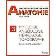 Myologie, angéiologie, névrologie, topographie. Membre supérieur