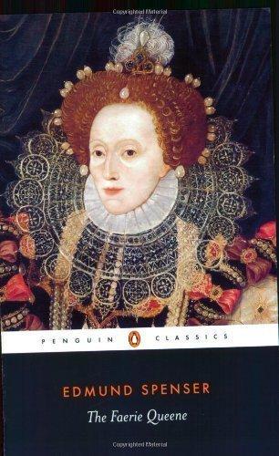 The Faerie Queene (Penguin Classics) by Edmund Spenser [22 October 2003]