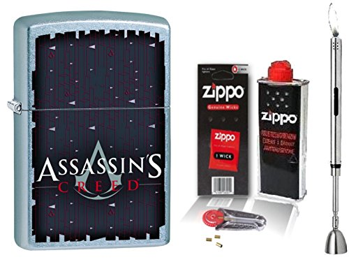 Assassins Creed Zippo Street Chrome Accessories Choice R S