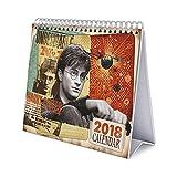 Calendario sobremesa Deluxe 2018Harry Potter