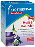 Klosterfrau Broncholind, Heißer Holunder, 2er Pack (2 x  150 g)