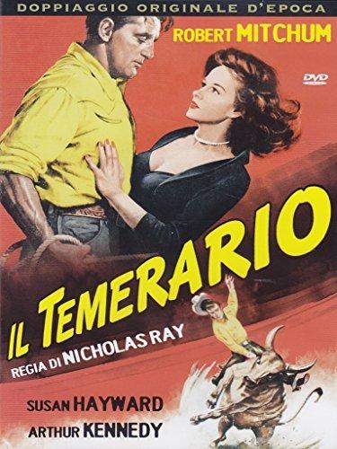il temerario dvd Italian Import by susan hayward
