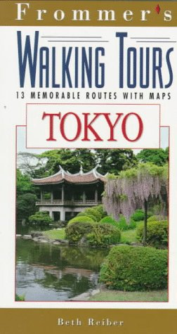 Tokyo (Frommer's Walking Tours)