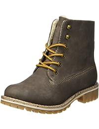 Indigo Unisex-Kinder 461 077 Combat Boots