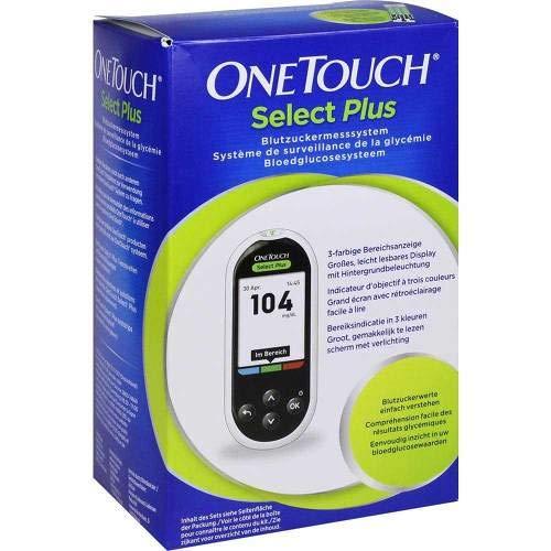 OneTouch Select Plus Blutzuckermessgerät mg/dL, 1 St
