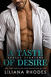 A Taste of Desire: Four Book Boxed Set (English Edition)