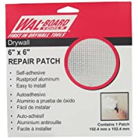 Walboard Tool 54-006 6 X 6 Drywall Repair Patch by Walboard Tool