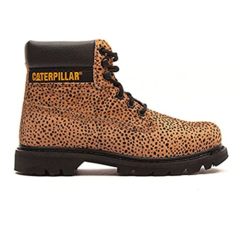 Caterpillar Colorado Femme - Caterpillar Colorado Femmes Peat/Noir Dot - 36