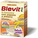 Blevit Plus 8 Cereales con Espelta y Plátano - 300 gr