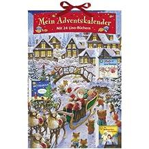 Mein Adventskalender: Mit 24 Lino-Büchern