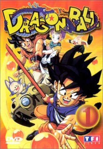 Dragon Ball - Volume 1 - 6 épisodes VF