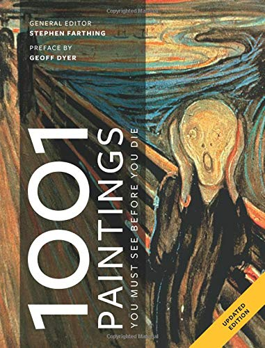1001 Paintings You Must See Before You Die por Mark Irving
