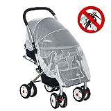 Premium Baby Moskitonetz für Kinderwagen