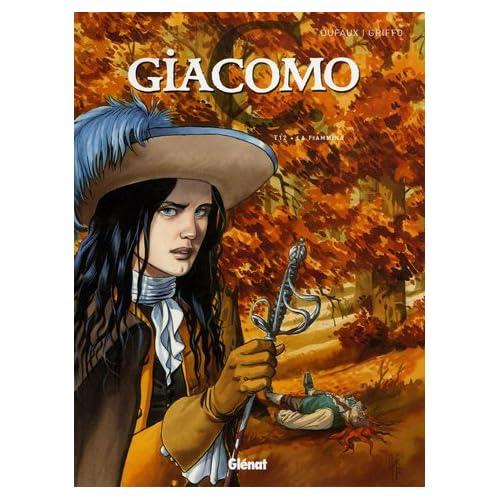 Giacomo C, Tome 12 : La Fiammina