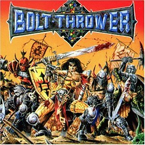 Bolt Thrower: War Master (Audio CD)