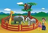 PLAYMOBIL® 6742 - 1.2.3 - Tierparkspaß