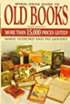 The Official Price Guide to Old Books...