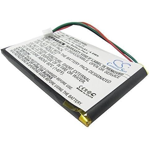 Bateria GPS Garmin Nuvi 1300, Nuvi 1350, Nuvi 1350T, Nuvi 1370, Nuvi 1370T, Nuvi, Li-Polymer, 1250