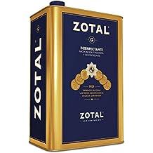 Desinfectante recinto y vivienda Zotal 1 KG microbicida/fungicida/desodorizante
