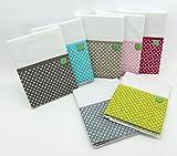 Draps de lit Heimtexland - Couverture pour bébé avec des pointillés - 100 % coton...