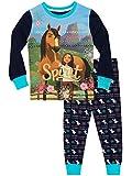 DreamWorks Mädchen Spirit Riding Free Schlafanzug Slim Fit