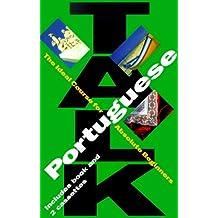 Talk Portuguese with Book (Talk...Language Courses)