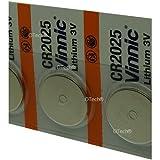 Confezione da 5 batterie Vinnic per POLAR FT80