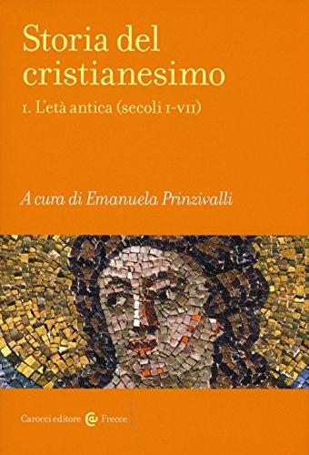 Storia del cristianesimo: 1 (Frecce)