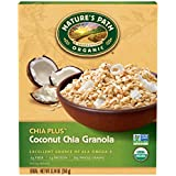 Nature's Path Organic - Chia Plus Granola de coco Chia - 12,34 oz.
