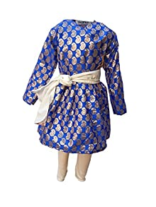 c1a058832 KFD Gujrati Boy in Blue color fancy dress for kids,Indian State Traditional  Wear for