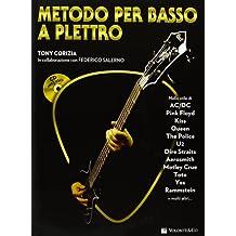 Metodo per basso a plettro. Con CD Audio