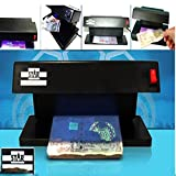 Fake Currency Note Money Detector Checker Machine