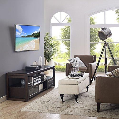 ! Mounting Dream Supporto da Parete TV Staffa Televisori Inclinabile Fisso per la Maggior Parte dei da 26-55 pollici LED, LCD e al plasma TVs fino a VESA 400x400mm e 40 kg, MD2268-MK-02 confronta il prezzo