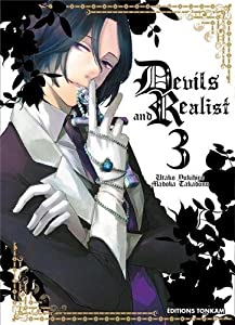 Devils and Realist Edition simple Tome 3