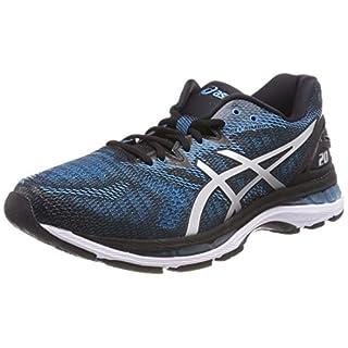 Asics Men's Gel-Nimbus 20 Competition Running Shoes, Blue (Island Blue/White/Black 4101), 10.5 UK (46 EU)