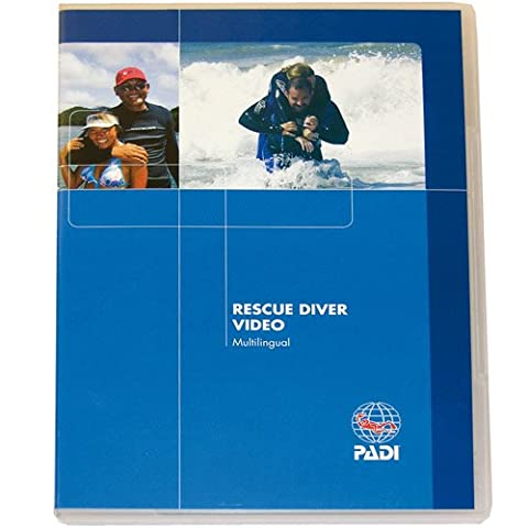 PADI - DVD Rescue Diver, Diver Edition