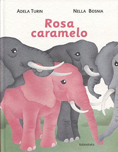 Rosa Caramelo (Tras os montes) por Adela Turin