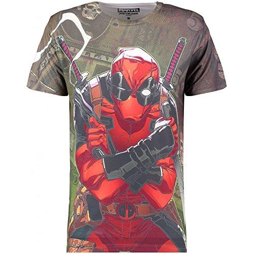 Branded -  T-shirt - Uomo Khaki
