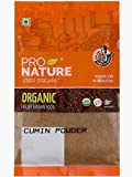 #2: Pro Nature 100% Organic Cumin Powder, 100g