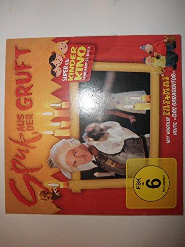 Preisvergleich Produktbild Spuk aus der Gruft / SUPERillu Kinderkino / mit Vorfilm PAT & MAT: Das Garagentor