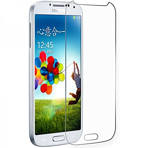M.G.R Tempered glass Screen protector with Anti-Shatter & Scratch Proof Coating for Samsung Galaxy S4 GT-I9500  available at amazon for Rs.109