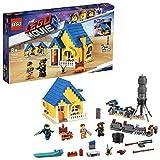 Lego Movie 2 La casa dei Sogni/Razzo di Soccorso di Emmet Gioco per Bambini, Colore Vari, 70831