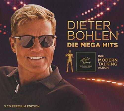 Dieter Bohlen Die Megahits - 3 CD Premium Edition -