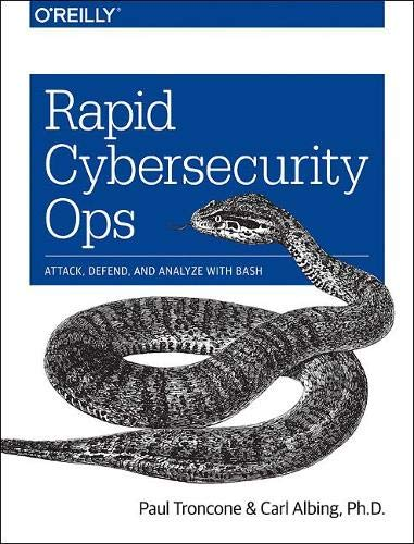Rapid Cybersecurity Ops por Paul Troncone