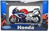 Welly Honda CBR900RR Fireblade 1:18 Die-...