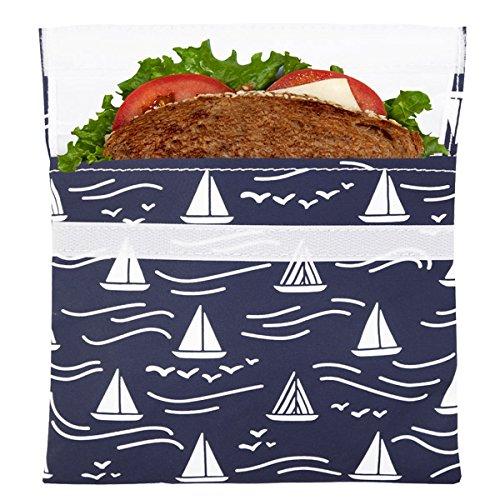 original Lunschskins Big Sandwich Bag