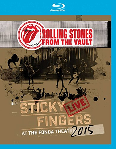 From the Vault: Sticky Fingers Live at the Fonda Theatre 2015 [Blu-ray] -