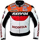 Honda Repsol Team Racing Veste en cuir (XXL (EU58))