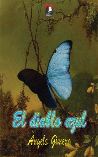 El diablo azul (Colección Romance y Fantasía) eBook: Àngels Gimeno ...