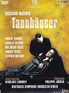 Tannhäuser [(+booklet)] [Import italien]